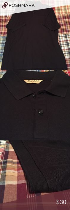 Gold Label Polo Top NWT NWT, 100% Pima cotton Roundtree & Yorke Shirts Polos