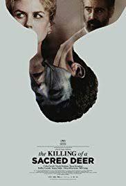 Egy szent szarvas meggyilkolása (2017) R:Yorgos Lanthimos