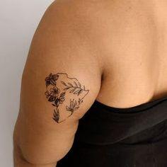 Tattoos For Black Skin, Rhino Tattoo, Africa Tattoos, Dope Tattoos, Tatoos, King Tattoos, Arm Band Tattoo, Flower Tattoos, Beautiful Tattoos