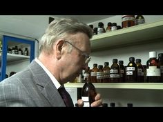 Historic odours preserved at France's 'perfume library'