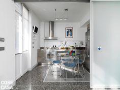 pavimento graniglia cucina - cerca con google | piastrelle ... - Cucina Melody