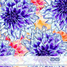 floral pintura by Andrigo Guimarães