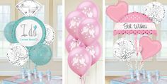 Bridal Shower Balloons - Party City