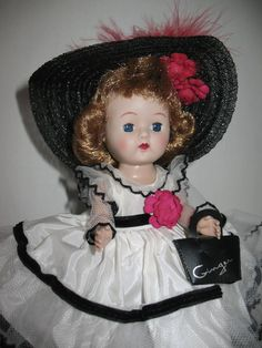 Gay Ninties Ginger - This doll is a rare Ginger, purchased from unsold store stock. Still in her original box and never played with! Value $300+ (not for sale)