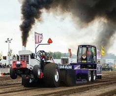 """""""Bone Twister"""" pulling Truck And Tractor Pull, Tractor Pulling, Tractors, Monster Trucks"""