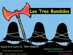 Los tres bandidos by kariaonsi via slideshare