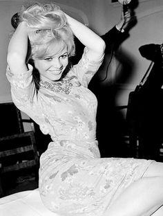 Brigitte Bardot, 1955.