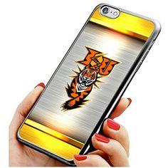 New iPhone 6/6s TPU Case NCAA Idaho State Bengals Logo Ce…