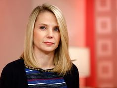 """the Glinda-the-Good-Witch effect."" Marissa Mayer"