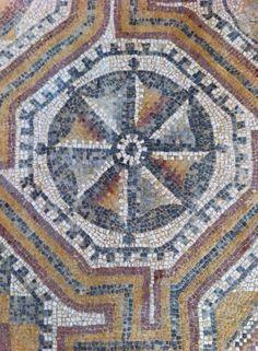 La Olmeda. Villa romana.
