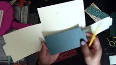 A Christmas Carol Bendi Fold Card and Tutorial