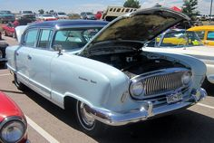 1955 Nash Ambassador. http://www.examiner.com/article/school-is-cool-at-aims-automotive-and-technology-center