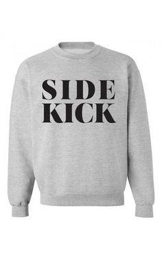 cute sweatshirt for your mini me!