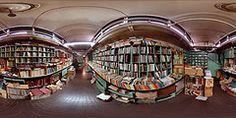 La caverne aux livres is a secondhand bookshop in Auvers-sur-Oise to the North of Paris).