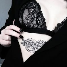 More rose tattoos on my blog. Check it out!