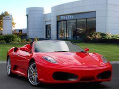 Used 2006 ( reg) Red Ferrari F430 for sale on RAC Cars