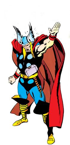 The Mighty Thor, original costume