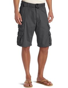 Lee Men's Belted Wyoming Cargo Short « Impulse Clothes