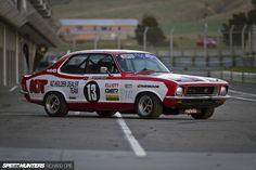 Very nice LJ XU1 ffom NZ Holden Torana, Holden Australia, Aussie Muscle Cars, V8 Supercars, Australian Cars, Old Race Cars, Vintage Racing, Opi, Cool Cars