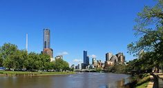 Yarra River & City Skyline - Melbourne - community action for sustainability - CASwiki Happy Images, Ecommerce Hosting, Willis Tower, Landscape Architecture, San Francisco Skyline, Sustainability, Melbourne, New York Skyline, Public