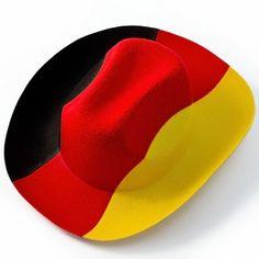"""Neue Fanartikel zur Weltmeisterschaft, wie """"Relaxdays Deutschland Fan Hut Cowboy Filz Einheitsgröße"""" jetzt kaufen: http://fussball-fanartikel.einfach-kaufen.net/caps-muetzen/relaxdays-deutschland-fan-hut-cowboy-filz-einheitsgroesse/"""