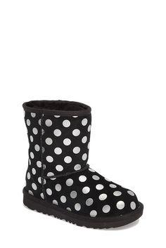 e5b3e0e637f1 Classic Metallic Dot UGGpure™ Lined Boot (Toddler   Little Kid)