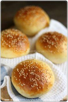 Just My Ordinary Kitchen...: Bread