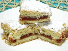 Panetela de Guayaba y Queso or Guava and Cheese Torte
