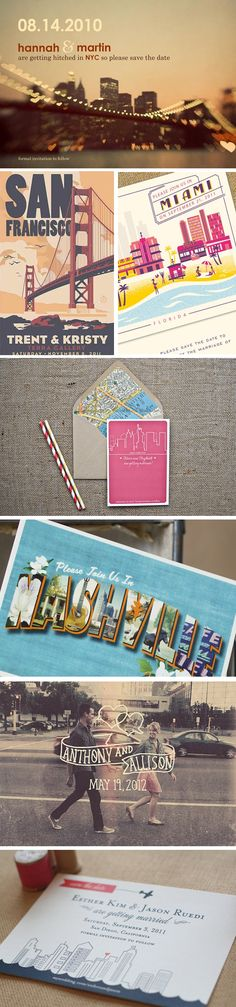 city save the date cards City Wedding Save the Date Cards Save The Date Postcards, Save The Date Cards, Postcard Invitation, Invitation Design, Destination Wedding Invitations, Wedding Planning, Wedding Blog, Our Wedding, Wedding Stuff