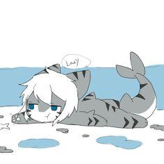 Ford Jokes, Anime Furry, Furry Drawing, Furry Art, Animal Crossing, Shark, Fan Art, Change, Comics