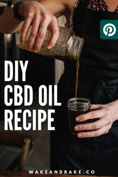 Make your own DIY CBD oil at home. This guide teaches you where to buy your trim, what kitchen tools you need, and step-by-step how to make your own CBD oil in your kitchen. Cannabis Edibles, Cannabis Oil, Marijuana Recipes, Cannabis Growing, Marijuana Butter, Weed Recipes, Marijuana Facts, Cannabis Plant, Health Foods