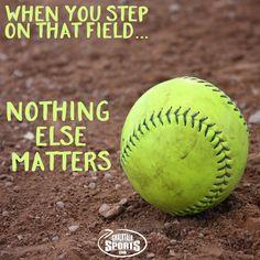 Softball priorities