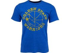 Golden State Warriors Chris Mullin Majestic NBA Hardwood Classics Triblend  Player T-Shirt 74cc41375