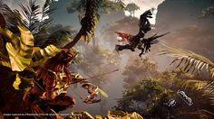 Horizon: Zero Dawn PlayStation 4 Pro Enhancements Revealed