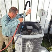 Condenser Needle Condenser Coil Cleaner   Clean HVAC Condenser Coils in Minutes
