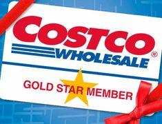 Win a Costco Gold Star Membership 2 Contests Canada, Costco Membership, New You, Gold Stars