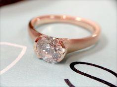 Sholdt Design rose gold ring