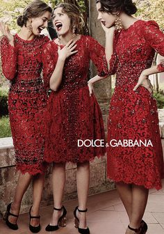 myfavoritefashionthings:  Dolce & Gabbana Fall/Winter 2013-2014