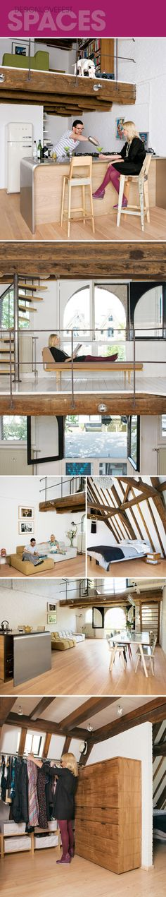 oh to live in a loft