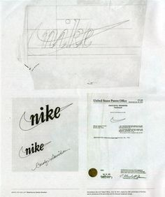Nike logo sketch #iconika #Likes #graphic #design