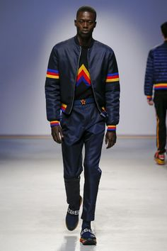 Iceberg Fall 2016 Menswear Fashion Show