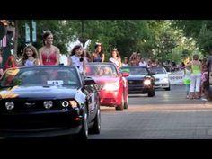 Batson Patients and Miss Mississippi Contestants Parade Through Vicksburg | http://childrenshospital.umc.edu