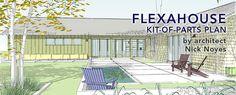 Flexahouse Plans