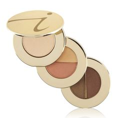 Jane Iredale Eye Steppes Go Warm All of your eye shadow and eye liner needs in one compact in complimentary matching shades. In stock Shell Plastic Surgery.