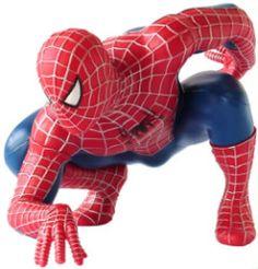 Spider Man Bathroom Items   Spiderman 3D Bath U0026 Showergel 300ml Health And  Beauty