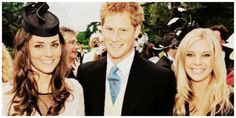 May 17, 2008: Kate Middleton, Chelsy Davy and Prince Harry, attend the wedding of Peter Philips and Autumn Kelly.