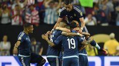 خلاصه بازی؛ آمریکا 0 - 4 آرژانتین  http://1varzesh.com/football/southamerica/copaamerica/usa2016/video/highlights/117379  @1Varzesh  نیمه نهایی کوپا آمریکا 2016    چهارشنبه 2 تیر  آمریکا 0 - 4 آرژانتین   #1varzesh #کوپا_آمریکا_2016 #تیم_ملی_فوتبال_آمریکا #تیم_ملی_فوتبال_آرژانتین #۱ورزش...  #1ورزش