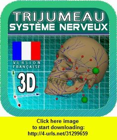 Anatomie Nerf Trijumeau 3D, iphone, ipad, ipod touch, itouch, itunes, appstore, torrent, downloads, rapidshare, megaupload, fileserve
