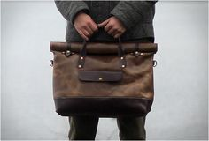 DAY TRIPPER BAG | BY TERANISHI | Image