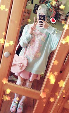 Com ❤ the cutest subscription box pastel goth fashion, kawaii fashion, punk Japanese Street Fashion, Tokyo Fashion, Harajuku Fashion, Punk Fashion, Lolita Fashion, Harajuku Style, Pastel Goth Outfits, Pastel Goth Fashion, Kawaii Fashion